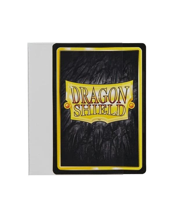 Dragon Shield Perfect Fit Sideloader Sleeves Standard Size - Clear (100)